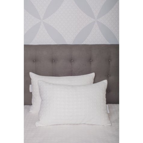 Waterford Marquis Crosby Knit Latex Plus Twin Pack, King