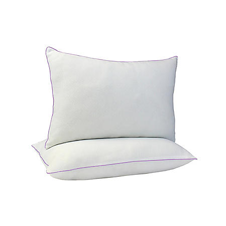 ISO-Pedic Tranquility Lavender Scented Knit Pillow (Set of 2)