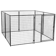 Lucky Dog Modular Kennel  - 10'L x 10'W x 6'H