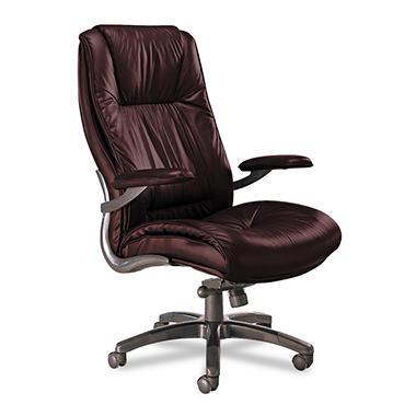 Mayline - Ultimo 100 Series High-Back Swivel/Tilt Chair - Various Colors