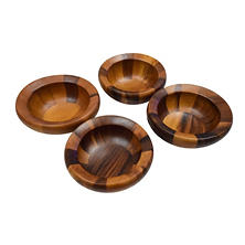 Nambe Yaro Salad Bowl (Set of 4)