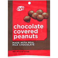 CVP Chocolate Covered Peanuts (6 oz., 8 pk.)