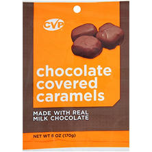 CVP Chocolate Covered Caramels (6 oz., 8 pk.)