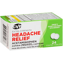 CVP Extra Strength Headache Relief (24 ct.)