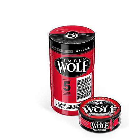 T Wolf Long Cut Straight