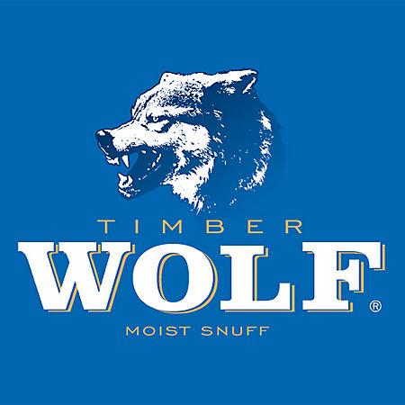 Timber Wolf Long Cut Wintergreen - 1.2 oz. - 10 ct.