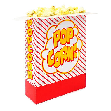 gold medal large scoop popcorn boxes 175 oz 500 ct