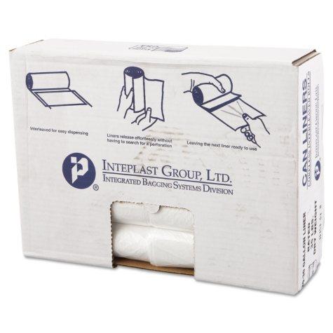 Coreless Interleaved Rolls 30 gal. Trash Bags (500 ct.)