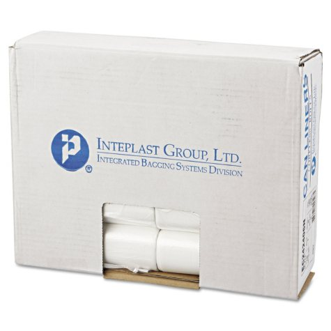 Coreless Interleaved Rolls 7-10 gal. Trash Bags (1000 ct.)