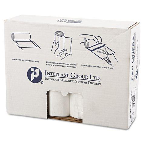 Coreless Interleaved Rolls 60 gal. Trash Bags (200 ct.)