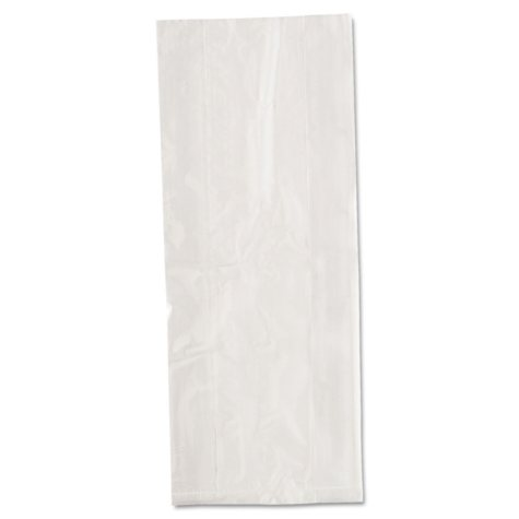"""Poly Food Bags, 6"""" x 3"""" x 15"""" (1,000 ct.)"""