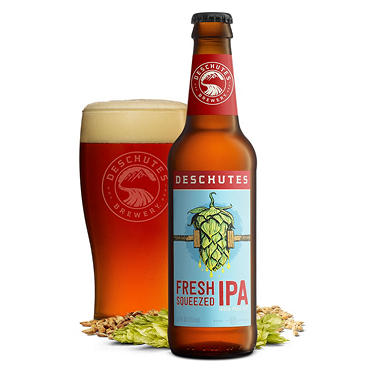 Deschutes Fresh Squeezed IPA (12 fl. oz. bottle, 6 pk.)