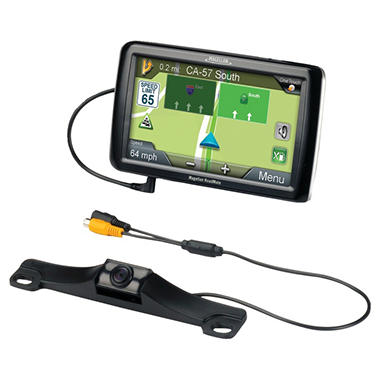 Magellan RoadMate 1700-LM Camera Solution GPS Bundle