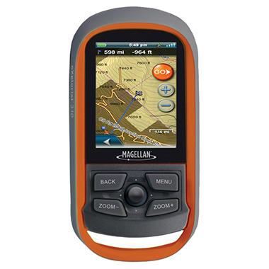 Magellan eXplorist 310 Hunter Edition GPS