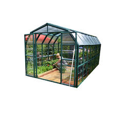 Grand Gardener 2 Clear 8' x 16' Greenhouse