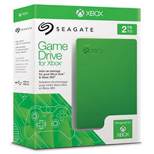 Seagate Game Drive for Xbox 2TB (Choose Color)