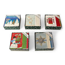 Expressions from Hallmark Holiday Boxed Handmade Cards - Choose Your Style (18 Ct.)