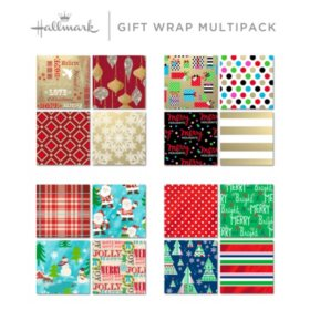 Hallmark Multi Pack Roll Wrap