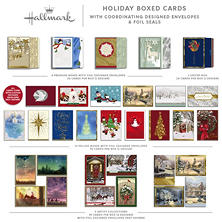 Holiday Holiday Boxed Cards