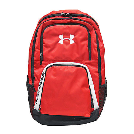 Under Armour Victory Backpack, Red