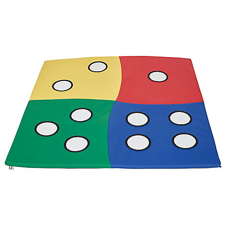 SoftScape 123 Look at Me Activity Counting Mat - Assorted