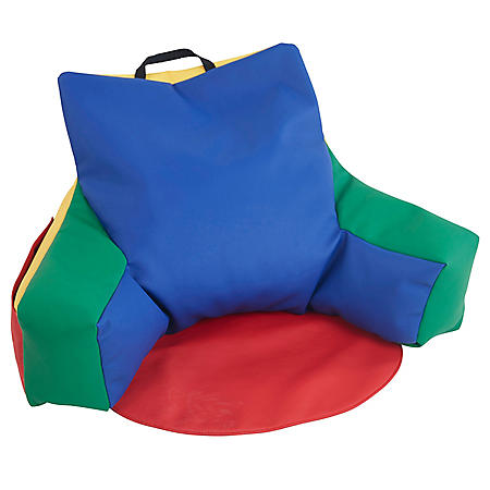 SoftScape Relax-N-Read Bean Bag Chair (Assorted Colors)