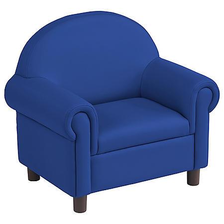 Little Lux Preschool Chair (Blue)