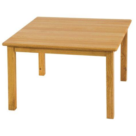 "ECR4Kids 30"" Square Hardwood Table"