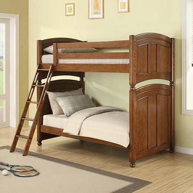 Riley Bunk Bed Cherry