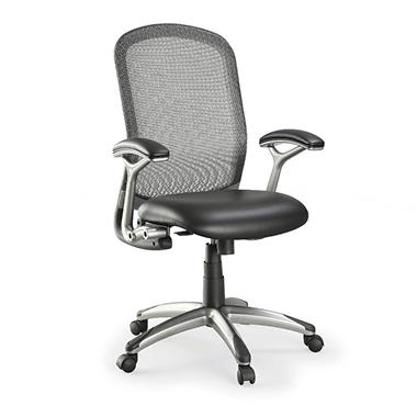 Mesh-Back Office Chair