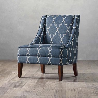 Province Upholstered Accent Chair