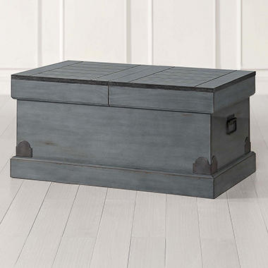 Black Mountain Wooden Trunk