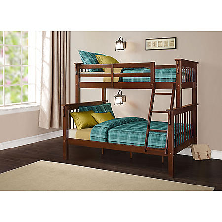 Whitman Twin Over Full Bunk Bed