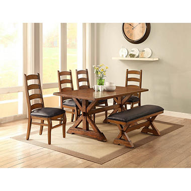 Landry 6 PC Dining Set