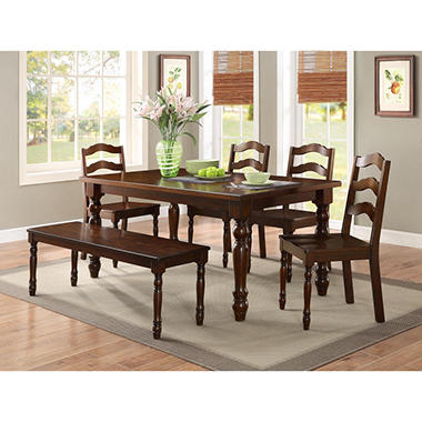 Isabel 6 Piece Dining Set