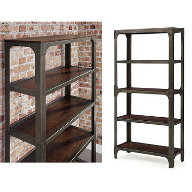 bellingham 5 shelf bookcase