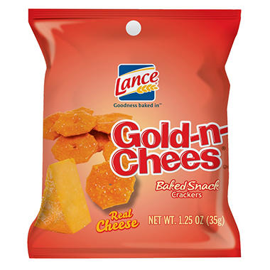 Lance Gold-N-Cheese 1.25 oz. (60 ct.)