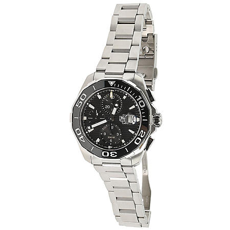 Aquaracer Automatic Chronograph Men's Watch by Tag Heuer