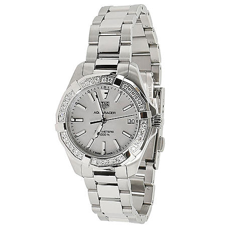 Aquaracer Women's Watch by Tag Heuer