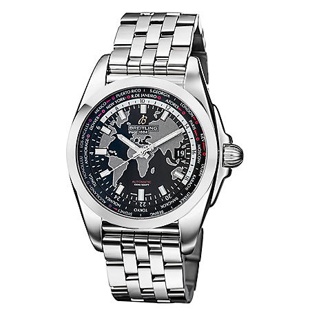 Men's Galactic Unitime Watch by Breitling