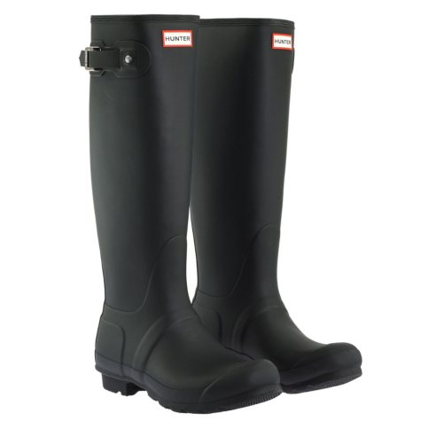 Women's Tall Rain Boots by Hunter