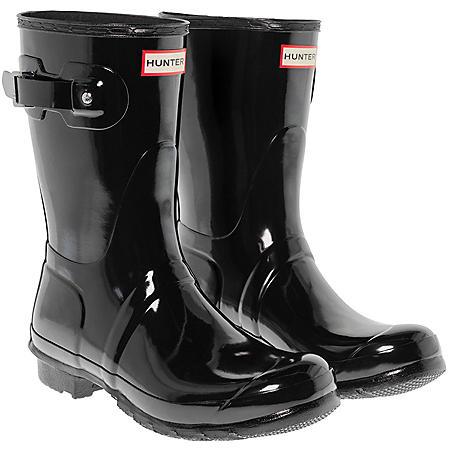 Womens Short Hunter Rain Boots (Various Colors)