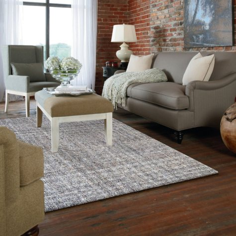 Destra Tonal Rug Taupe (Assorted Sizes)