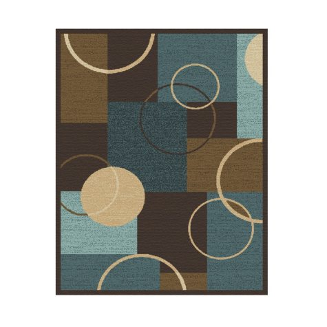 Sorrento 8' x 10' Area Rug, Cadell Java