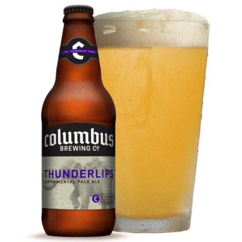 Columbus Thunderlips Pale Ale (12 fl. oz. bottle, 6 pk.)