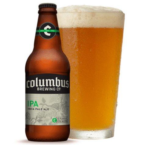 Columbus IPA (12 fl. oz. bottle, 6 pk.)