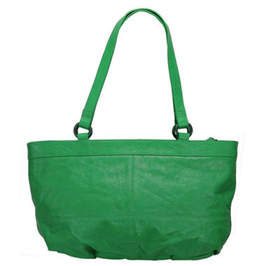 Latico Brigette City Flapper Bag - Green
