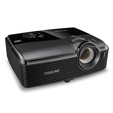 ViewSonic Pro8200 Home Theatre Projector, 1080p DLP