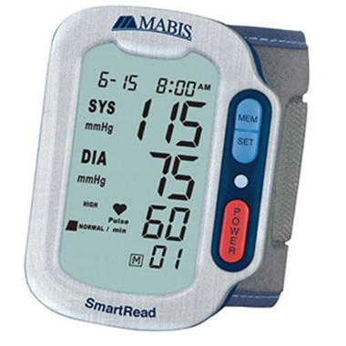 SmartRead® Plus Blood Pressure Wrist Monitor