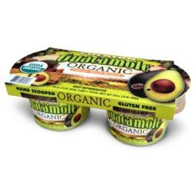 Yucatan Organic Guacamole, Twin Pack (16 oz., 2 pk.)